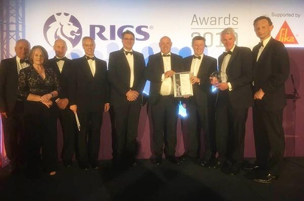 RICS Award Ceremony 2019