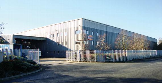Dickies Distribution Centre
