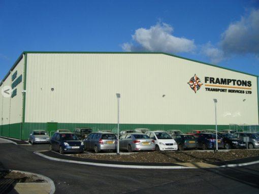 Framptons Distribution Centre