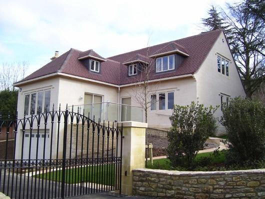 New House, Bathwick