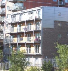 The Level, Park Row